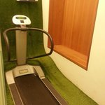 the solitary treadmill