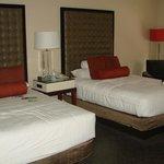 oversized 2 double room