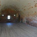 Fort interior