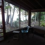 Screen Porch off Bedroom