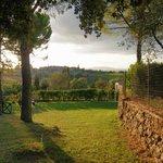 Castel Pietraio grounds