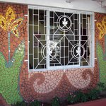 Our Lily Mosaic!