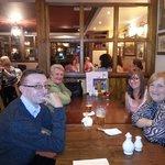 a family affair, Mum's birthday in the Shire horse, Killingworth