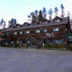 Original Lodge Building