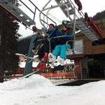 ski lift santa cat