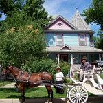 Holden House - A Victorian treasure in Colorado Springs, Colorado!