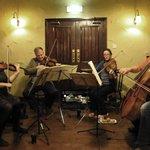 Skipton Building Society Camerata string quartet