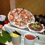 Crab Legs & Poki