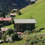 Mittaghorn Hotel - Gimmelwald  - from Cable Car