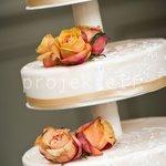 Ice Cream Wedding Cake - 4 layers, 8 tasty flavors!