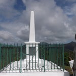 At the Mourne Monument