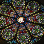 Stained Glass - Rose Window