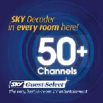 50 Channels