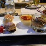 Dessertenpallet