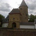 Rheinbach, old city door