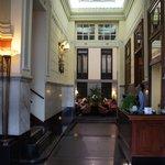 Lobby en zitgedeelte