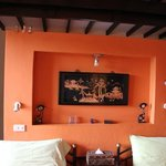 Homely decorative touches