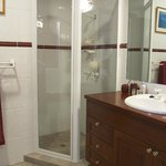 Forest kingfisher Suite shower