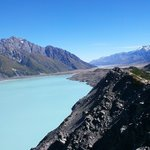 Tasman Valley, Mt Cook (access via argo tour)