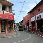 street of Mattancherry