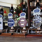 Ales at The Fox & Hounds