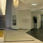Reception/Lobby area