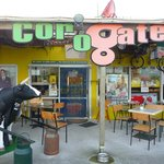 The themed cafe