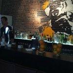 Main bar area.