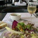 Restaurant Lunch