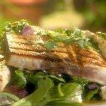 Fresh Grilled Fish