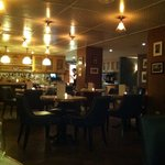 Very lovely intimate restaurant.  Beautiful food and good wine