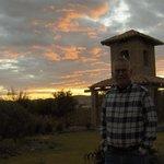 Sunrise in Lajitas, always beautiful