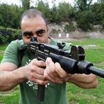 UZI gun - The Legend