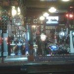 Wide range of draft beers
