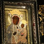 Black Madonna  in Jasna Gora..a very pious place