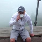 Cappuccino at 1790 m over the sea