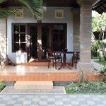 Balcony / Porch area