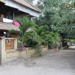 Alam Gili entrance
