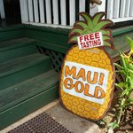 Maui Gold just off Front Street