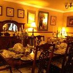 Victorian Breakfast/Tea Room