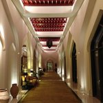 The Hall way to the rooms - Bandar