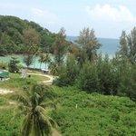 view of tri trang beach