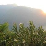 Coucher de soleil de la Terrasse
