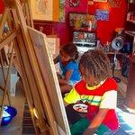 Junior Artists Studio Time