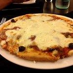 Best. Gluten-free pizza. EVER!