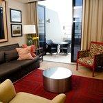 Junior Suite Lounge Suite