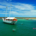 Beautiful boat trips