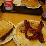 Café da Manhã no Fluffy's