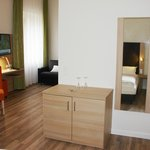 Photo de Apartmenthotel Kaiser Karl Bonn
