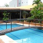 piscina de Jade